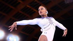 Olympics-Gymnastics-Andrade chases first ever medal for Brazilian women