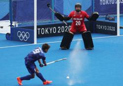 Olympics-Hockey-Brothers face off against each other at Tokyo Games