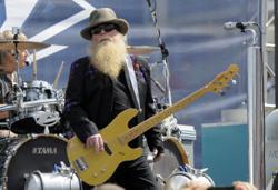 ZZ Top's bearded bassist Dusty Hill dead at 72