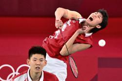 Semis target for Aaron-Wooi to beat China former world champ Li-Liu for first time