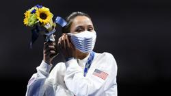 Olympics-Fencing-U.S. to face ROC, Italy up against France in women's foil teams semis