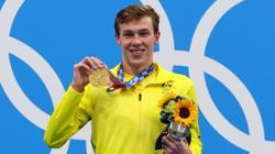 Olympics-Swimming-Australian Stubblety-Cook sticks to the plan