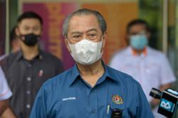 Ministers, Attorney General believed to be at Muhyiddin's residence