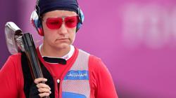 Olympics-Shooting-Stefecekova of Slovakia wins women's trap gold in Tokyo
