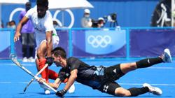 Olympics-Hockey-India, Britain and Netherlands advance to men's quarter-finals