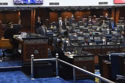 BREAKING: Parliament adjourns again until 3.30pm, MPs question why