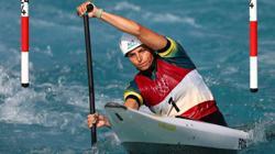 Olympics-Canoeing-Australian Fox fastest in women's canoe slalom semifinal