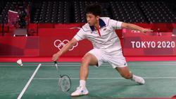Olympics-Badminton-Momota fans mourn historic upset; Koreans cry with joy