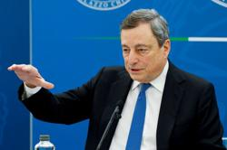 Italy's Draghi under pressure over contested justice reform