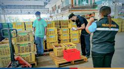 China will only let pristine, Covid-free Thai fruit across its borders