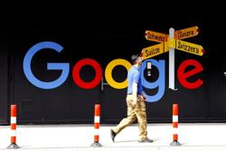 Russia fines Google 3 million rbls for violating personal data law