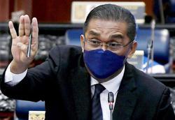 Takiyuddin alleged to have offered resignation