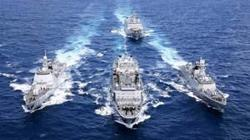 Chinese military tracking US ship through Taiwan Straits