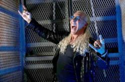 Twisted Sister frontman had Covid, but didnt miss a beat thanks to being vaxxed