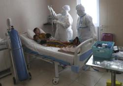 Indonesia reports 43,479 new Covid-19 cases with 1,893 deaths