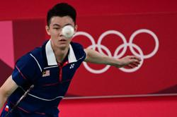 Heartbreak for Zii Jia as Chen Long marches to Olympics quarter-finals