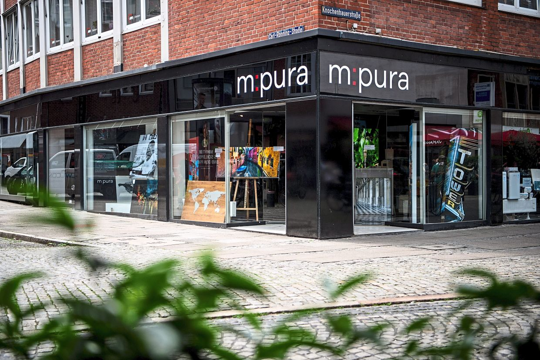 Der m:pura Pop-up Store in Bremen hat einen Wettbewerb gewonnen, bei dem er sein Konzept 10 Monate kostenlos testen kann.