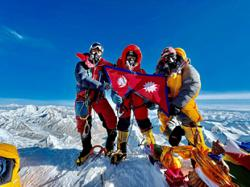 All in the family: Eight siblings set record with Everest summits