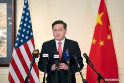 New Chinese envoy aims to improve bilateral ties amid tensions