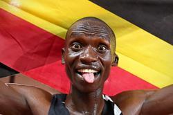 Ugandan record-breaker Cheptegei eyes 10,000m gold