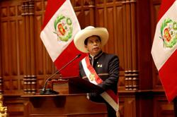 Peru's Castillo names Marxist party member as PM, likely scaring investors