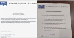 DPM's statement of support for Muhyiddin with BN letterhead is genuine, says Annuar Musa