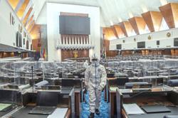 Covid-19: 11 cases detected at Parliament on Thursday (July 29)