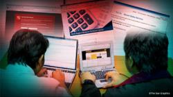 Cops arrest two men allegedly linked to online gambling syndicate
