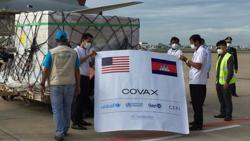 US' Johnson & Johnson Covid-19 vaccines arrive in Cambodia