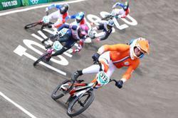Cycling-Dutchman Kimmann wins gold in men's BMX final