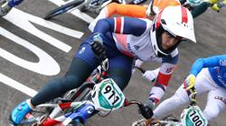 Olympics-Cycling-Britain's Shriever wins gold in women's BMX