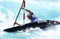 Olympics-Canoeing-Race car designers reinvent kayak for Japanese paddler