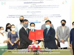 US gives Laos US$700,000 to bolster fight against malaria