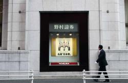 Japan's Nomura Q1 net profit dives 66%