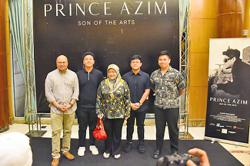 Bruneians remember late Prince Azim at screening of documentary