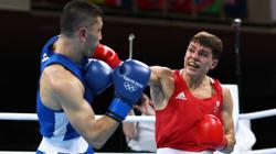Olympics-Boxing-With siblings in stands, British and Irish fighters secure medals
