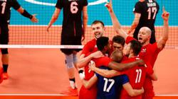 Olympics-Volleyball-Poland hand Japan second loss, Brazil hold off U.S