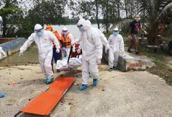 Body of drowned man found in Sg Muar