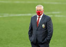 Rugby-Boks say Lions coach Gatland lit touch-paper in referee row