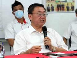 Kampar MP suspended for three months over party convention ruckus