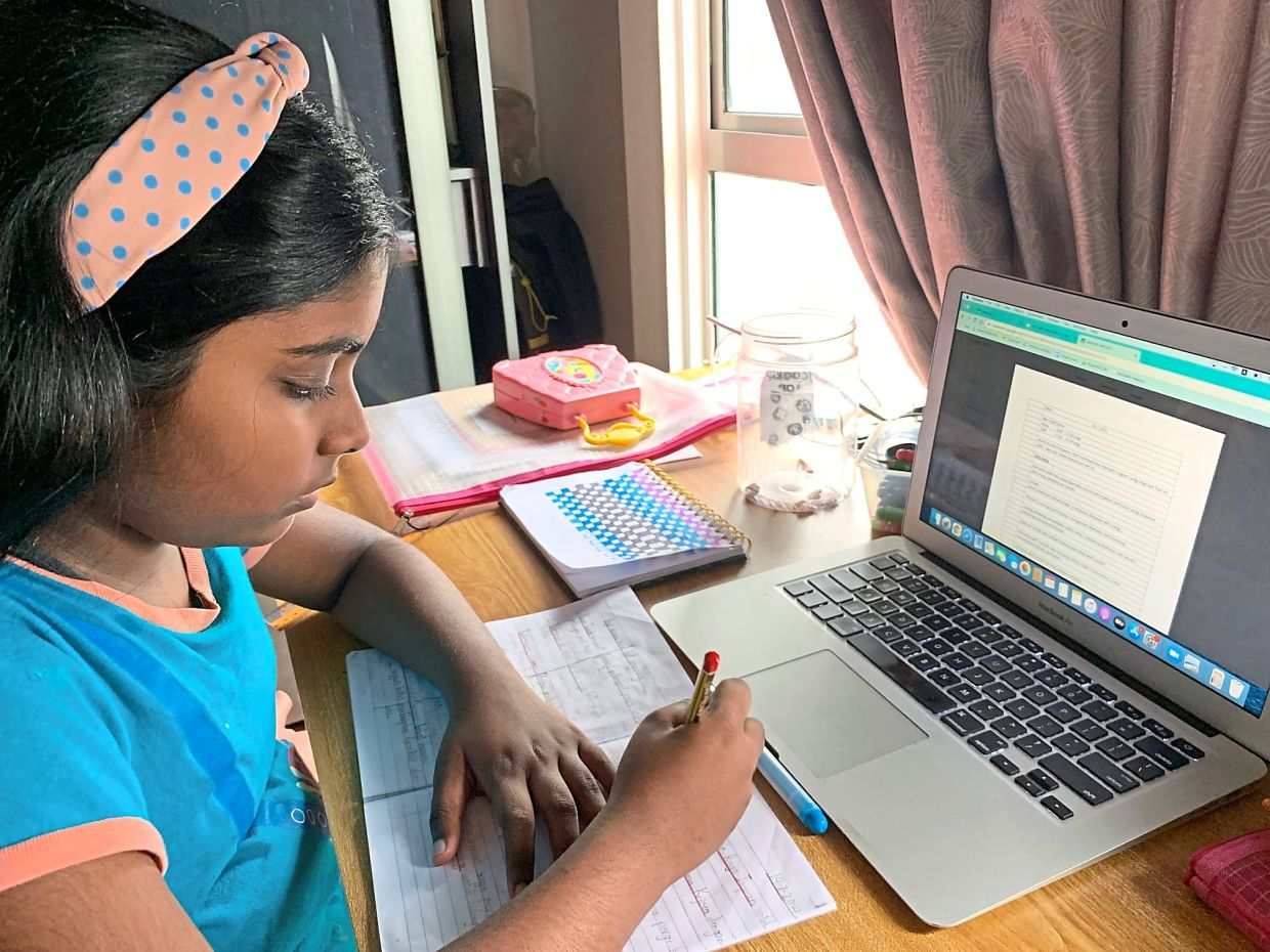 With classrooms going virtual due to the pandemic, children who may not be familiar with the Internet are at risk of exposure to cyber threats.