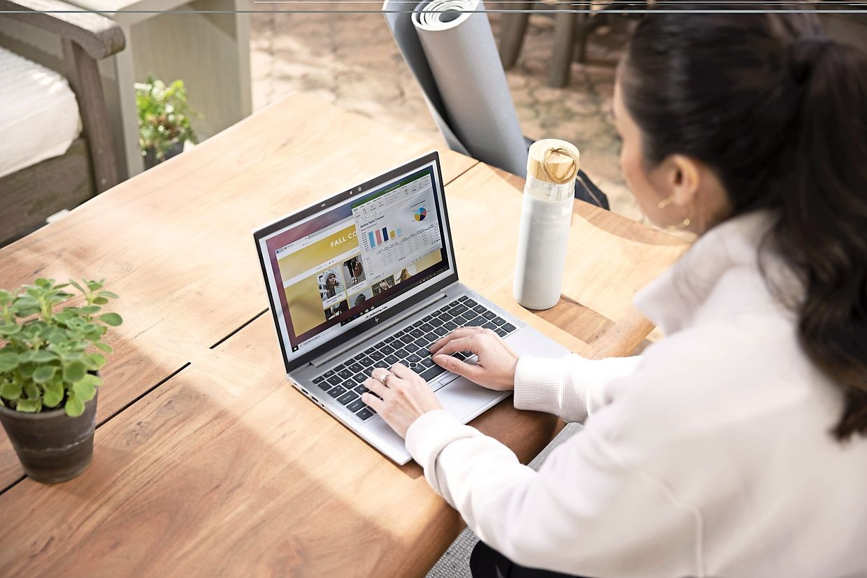 Shifting trends: While working from home has caught on in a big way due to the pandemic, questions remain as to how tenable it is for it to continue.