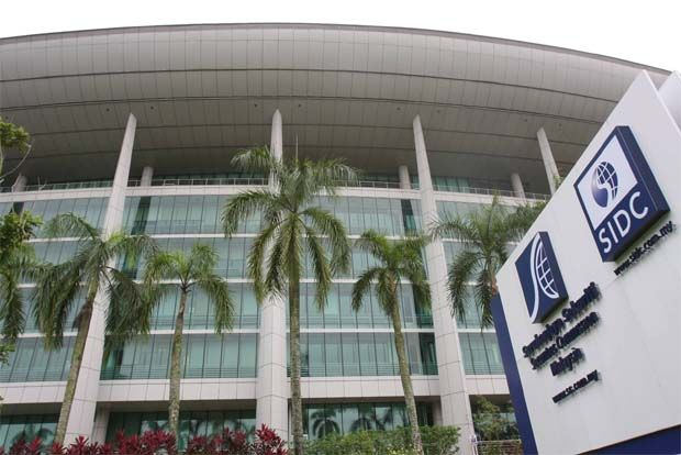 Securities Commission bldg