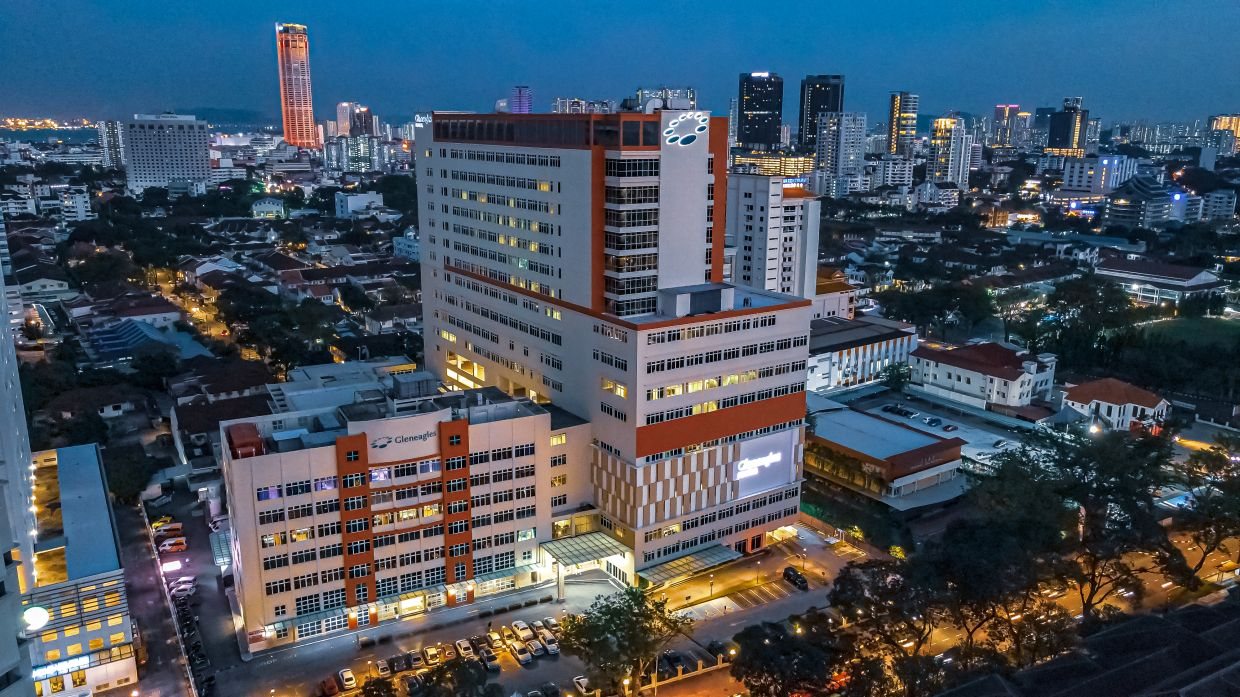 Gleneagles Hospital Penang has one of the most experienced teams of cardiac specialists in the country.