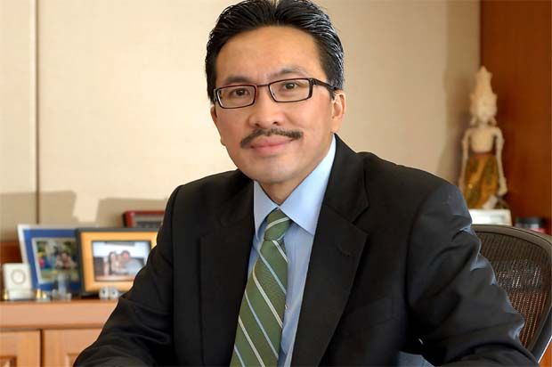 President director of CIMB Niaga, Tigor M. Siahaan (pic) in a statement yesterday said the bank's return on equity rose by 11.2% in tandem with the increase in net profit.