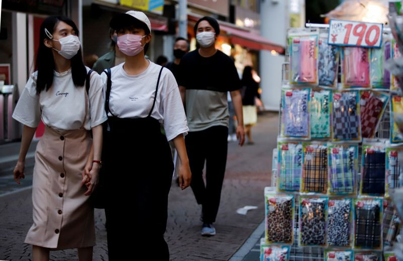 Tokyo's daily COVID-19 infections hit new record of 4,058