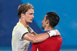 Zverev packs off Djokovic to set up final against Khachanov