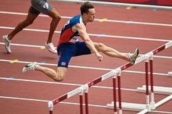 Warholm, Benjamin on track for 400m hurdles showdown