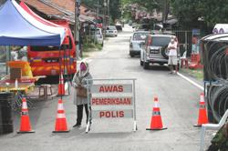 IGP: Public order to be maintained