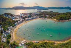 The islands off Hong Kong beckon